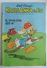 Kalle Anka 1967 10 Vg+