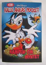 Kalle Ankas pocket 438 Kampen om myntet