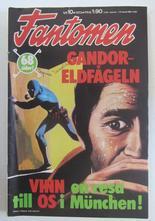Fantomen 1972 10 Vg-