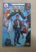 Authority Kev #1 & More Kev 1-4
