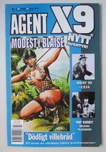 Agent X9 2001 03