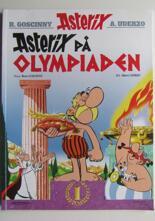 Asterix 08 Asterix på Olympiaden 6:e upplagan Vg+