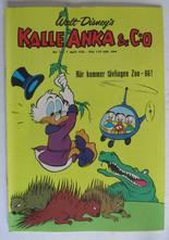 Kalle Anka 1966 14 Vg+