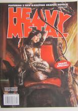 Heavy Metal Magazine 2008 Special 01 Spring