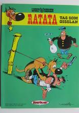Lucky Luke 61 Ratata tas som gisslan