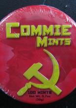 Commie Mints minttabletter