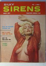 Silky Sirens Vol 1 No 4 Pinup USA