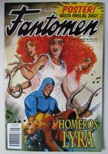 Fantomen 2003 16 med poster