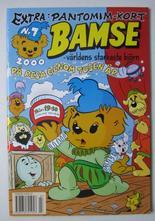 Bamse 2000 07 med bilaga