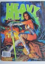 Heavy Metal Magazine 2000 03 March