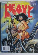 Heavy Metal Magazine 1999 11 November