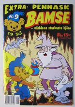 Bamse 1993 09 med bilaga