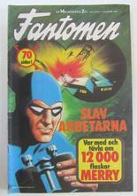 Fantomen 1972 14 Vg
