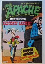 Apache 1980 10 med Lucky Luke