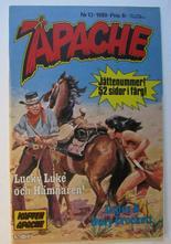 Apache 1980 13 med Lucky Luke
