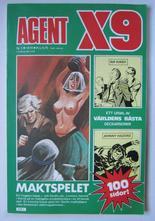 Agent X9 1979 01