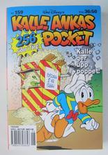 Kalle Ankas pocket 159 Kalle ger upp poppet