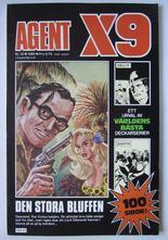 Agent X9 1980 10