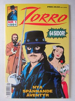 Zorro 1991 01