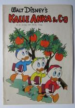 Kalle Anka 1959 25 Vg