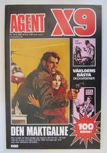 Agent X9 1981 10