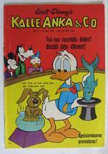 Kalle Anka 1966 19 Vg+