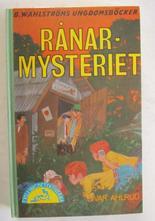 Tvillingdetektiverna Rånar-mysteriet