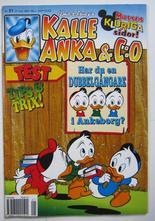 Kalle Anka & Co 1994 21 Don Rosa
