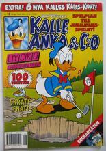 Kalle Anka & Co 1994 16 Don Rosa