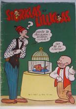 Storklas och Lillklas 1957 01 Vg