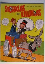 Storklas och Lillklas 1957 04 Vg