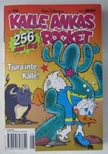 Kalle Ankas pocket 174 Tjura inte, Kalle