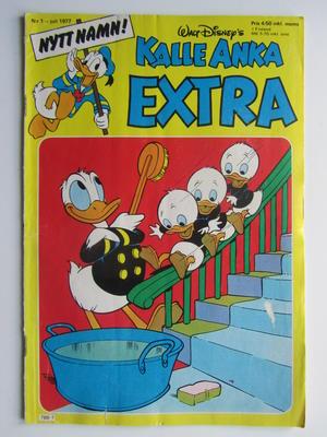 Kalle Anka Extra 1977 01
