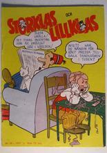 Storklas och Lillklas 1957 10 Vg