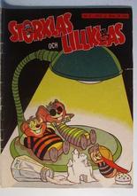 Storklas och Lillklas 1958 08 Vg