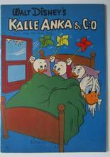Kalle Anka 1959 37 Vg+