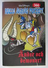 Kalle Ankas pocket 366 Änder och demoner