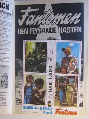 Fantomen 1970 08 Vg med bilaga