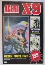 Agent X9 1986 06