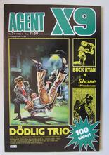 Agent X9 1986 07
