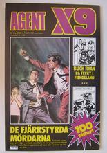 Agent X9 1986 08