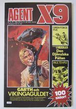 Agent X9 1986 10