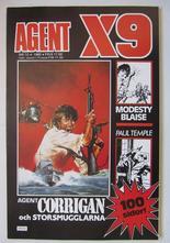 Agent X9 1986 12