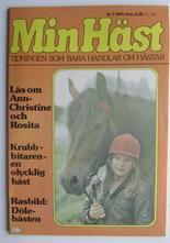 Min häst 1975 07