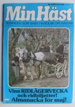 Min häst 1975 08