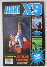 Agent X9 1987 10