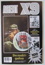 Agent X9 1987 13