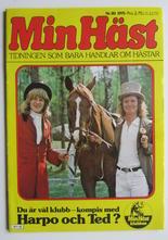 Min häst 1975 20 Ted Gärdestad & Harpo