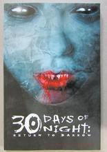 30 Days of Night Vol 3 Return to Barrow