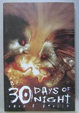 30 Days of Night Vol 7 Eben & Stella